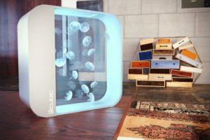 Acuario de medusas pulse80 medusa luna decoracion